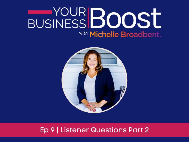 Listener Questions (Part 2) | Episode 09