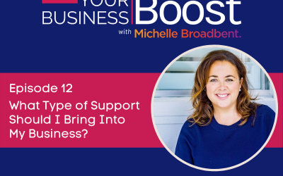 What Type of Support Should I Bring Into My Business?   Episode 12