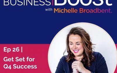 Get Set for Q4 Success   Episode 26